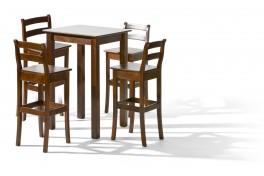 Jídelní stůl BERING + 4 ks...