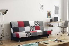 Moderní pohovka CARO NEW - Red