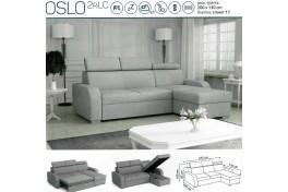 NOVINKA OSLO 2r+LC
